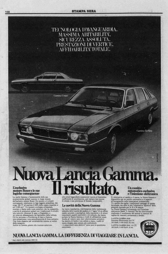 La Stampa sera, 19 Giugno 1980