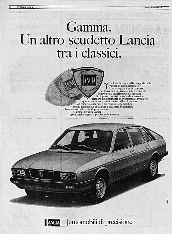 La Stampa Sera, 16 Settembre 1976